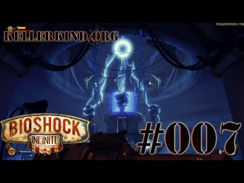 Bioshock Infinite [HD|60FPS] #007 - Monument Island ★ Let's Play Bioshock Infinite