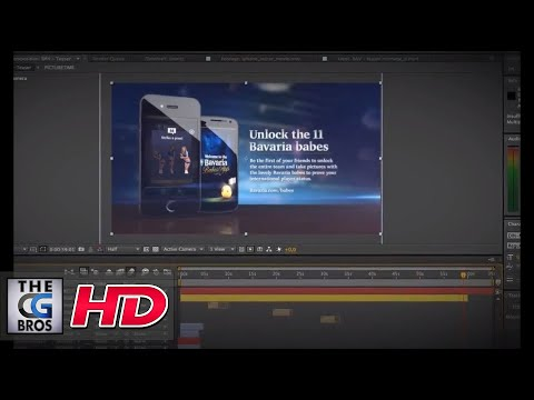 CGI Behind the Scenes Motion Design : by Design is Dead