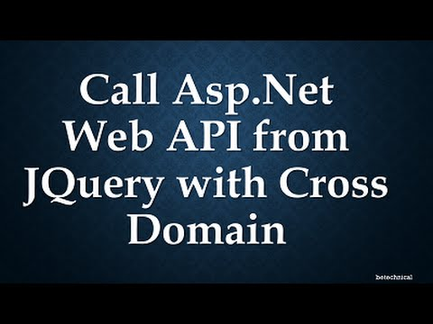 Rest API call using JQuery Ajax