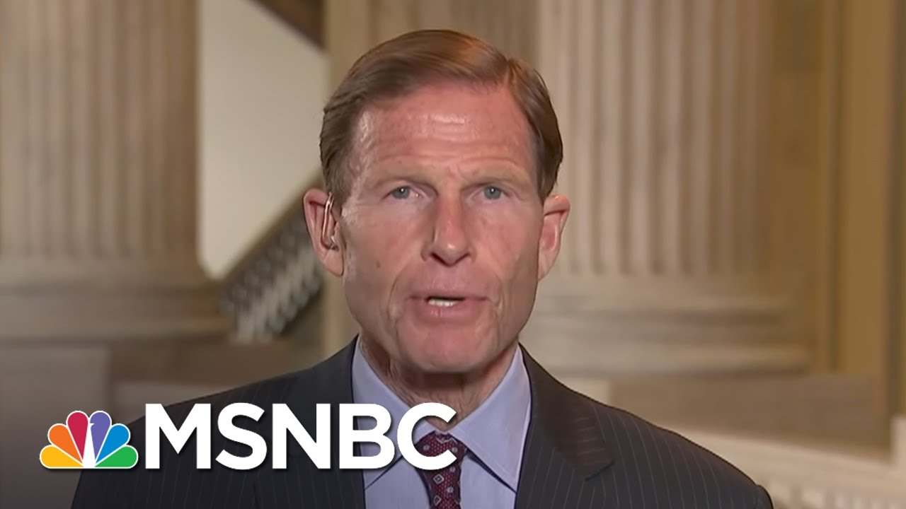 Senator Richard Blumenthal: Evidence On Michael Flynn 'Incontrovertible' | The 11th Hour | MSNBC thumbnail
