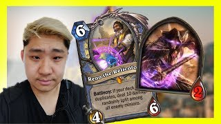Back from Seoul and practicing for GM | Saviors of Uldum | Hearthstone