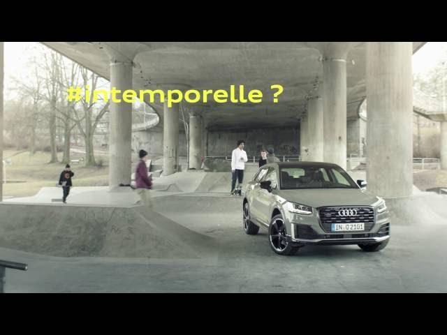 Audi Q2 #untaggable - Design extérieur