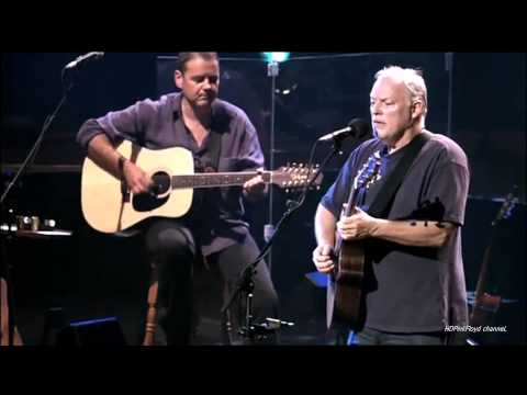 David Gilmour - Wish You Were Here  1080p HD