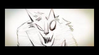 Kadr z teledysku Monster tekst piosenki YOASOBI