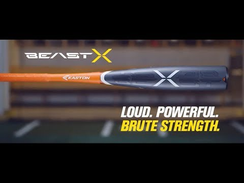 2018 Easton Beast X -10 Senior League Baseball Bat: SL18BX10