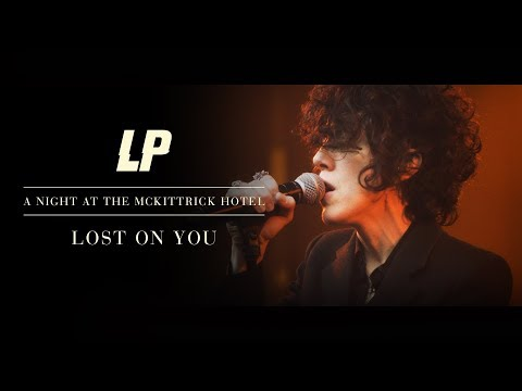 LP – Lost On You (A Night at The McKittrick Hotel)