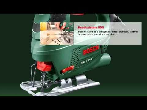 Sierra de calar Bosch PST Easy 500 W