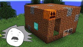 Самый Красивый Механический Дом в Minecraft! - Обзор Карты 16