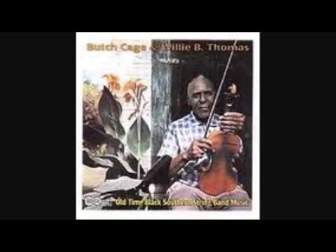 Butch Cage and Willie B. Thomas - You've Gotta Move online metal music video by BUTCH CAGE