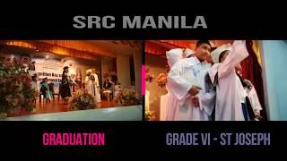 Graduation Day Grade VI St Joseph