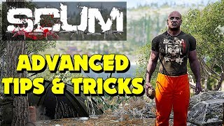 Scum - Scum Advanced Tips (awareness, ladders, looting)