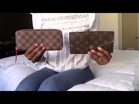 Louis Vuitton Sarah Vs  Clemence Wallet Pros/Cons