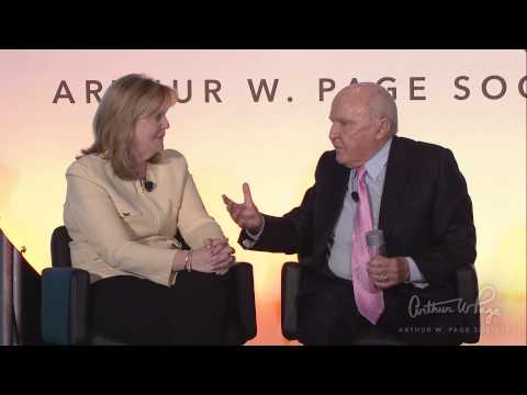 Jack Welch Gives His Leadership Advice to CCOs