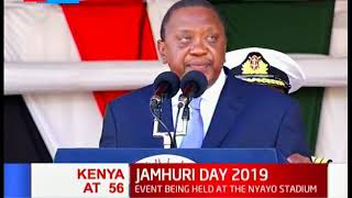 Uhuru: The Big Four agenda is crafted to accelerate the realization of Vision 2030