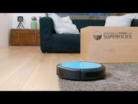Robot aspiradora Conga Slim, Cecotec