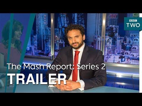 Video trailer för The Mash Report: Series 2 | Trailer - BBC Two