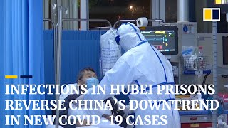 Coronavirus: new infections in Hubei prisons reverse China's downtrend in new Covid-19 cases