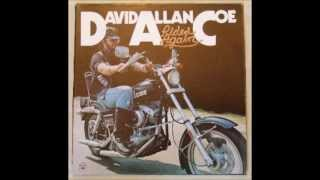 David Allan Coe a harley some day