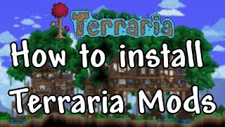 how to install mods - tmodloader - terraria 1 3 - TH-Clip