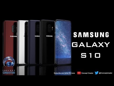 Samsung Galaxy S10 in una nuova introduzione video