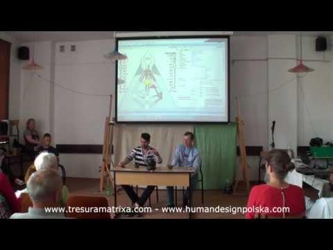 Tresura Matrixa - Human Design - KWA 2014 cz. 1