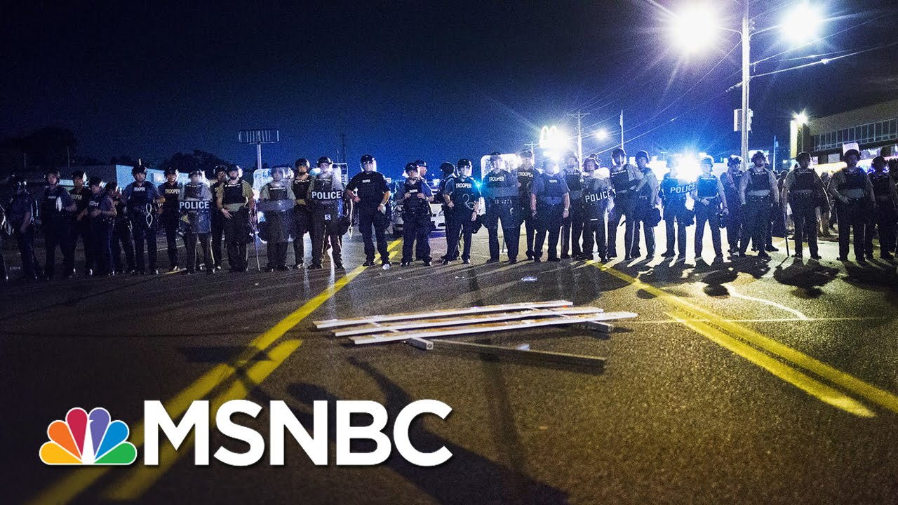 The Future Of Policing And Trust Building | Morning Joe | MSNBC thumbnail