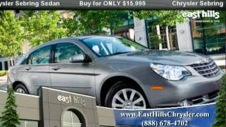 Chrysler Sebring NY from East Hills Jeep