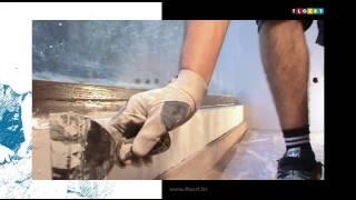 Ugradnja aluminijskih kutnih šina