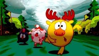 Несколько мелочей на фоне природы - Смешарики 2D | Мультфильмы для детей