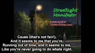 Streetlight Manifesto-9MM And A Three-Piece Suit