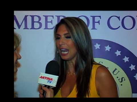 Image of Cyprus US Chamber Honors Nicole Petallides Tsiolas