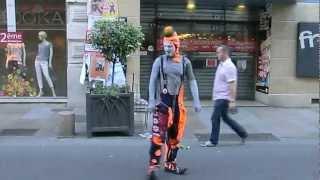 Mimo - Le clown anarchiste - festival d
