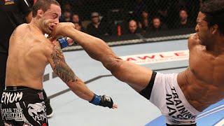 Лучшие нокауты в UFC 2016