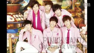 Boyfriend   Pinky Santa [Chipmunk Version]