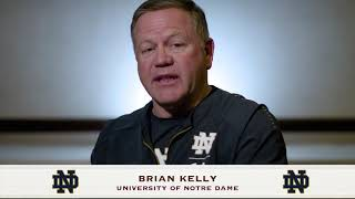 Brian Kelly Acceptance Speech