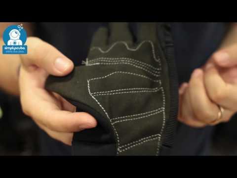 Waterproof G1 Glove 1.5mm – www.simplyscuba.com