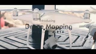 Introducing DJI Phantom 4 RTK