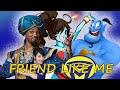 Never had a Friend Like Me [5 way Mashup]