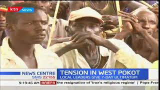 Tension in West Pokot after 4 people were killed by bandits