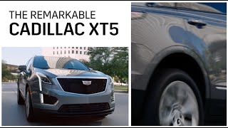 Video 1 of Product Cadillac XT5 Crossover