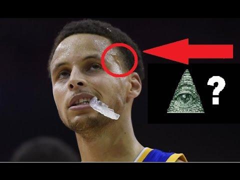 Stephen Curry ILLUMINATI!?  (PARODY)