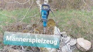 Makita Stemmhammer, HM1317C Abbruchhammer Produktvorstellung (vergl. m. HM1400, HM1812)