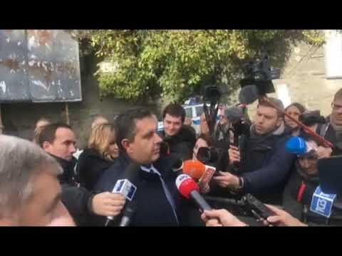 RIAPERTO CORSO PERRONE, CHIUSO AL TRAFFICO DOPO IL CROLLO DEL PONTE MORANDI