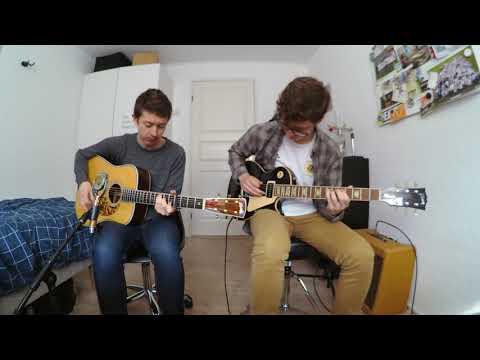 John Mayer - Carry Me Away - Guitar Cover
