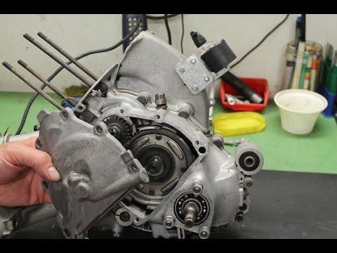 chiusura blocco motore - Vespe tutorial