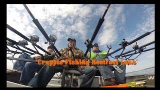 Crappie Fishing Reelfoot Lake Part 1