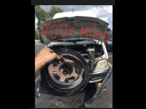 Mercedes Sprinter Van Timing Chain / Vacuum Pump Noise