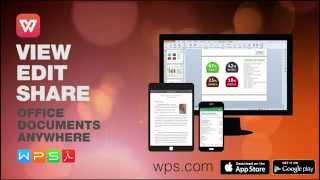 Vidéo de WPS Office