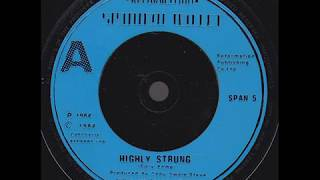 Spandau Ballet - Highly Strung (Extended Version)