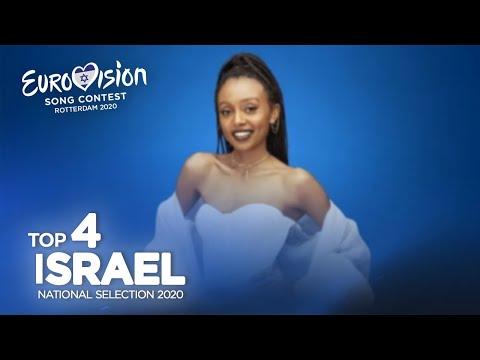 🇮🇱: Eurovision 2020 - HaShir HaBa L'Eurovizion 2020 - Top 4